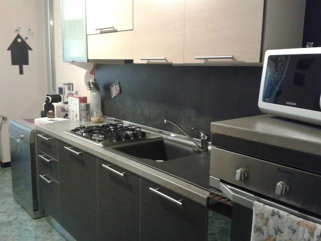 Spazioso appartamento vicino Torino - Nichelino - Departamento