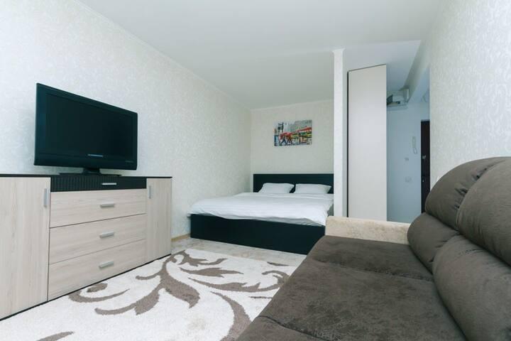 Savanna Apartment centre(Lesia Ukrainka 14а)1 room