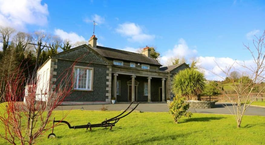 Entire Luxury 8 Bedroom Period Country House - County Down - Bed & Breakfast