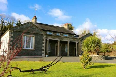 Entire Luxury 8 Bedroom Period Country House - County Down - 住宿加早餐