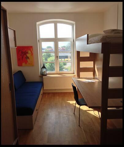 Vita Briggen Karlskrona - Karlskrona - Guesthouse