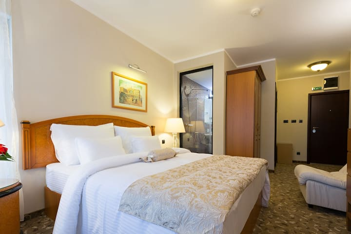 Superior Double Room - Beograd - Boutique-hotell