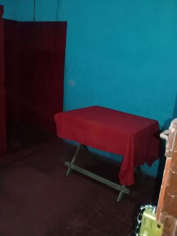 Alquiler de habitacion sencilla  y cómoda