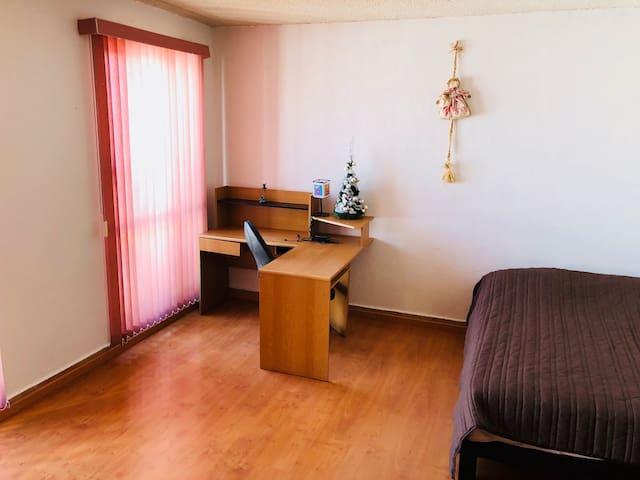 Habitación No. 2 en el Centro de Querétaro