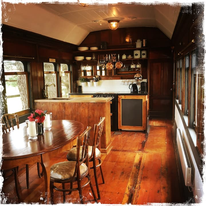 Redleaf Carriage 1238 - farm stay