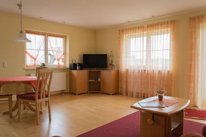 Ferienhaus Behler, (Kressbronn a. B.), Ferienwohnung 7, 66qm, 1 Schlafzimmer, max. 2 Personen