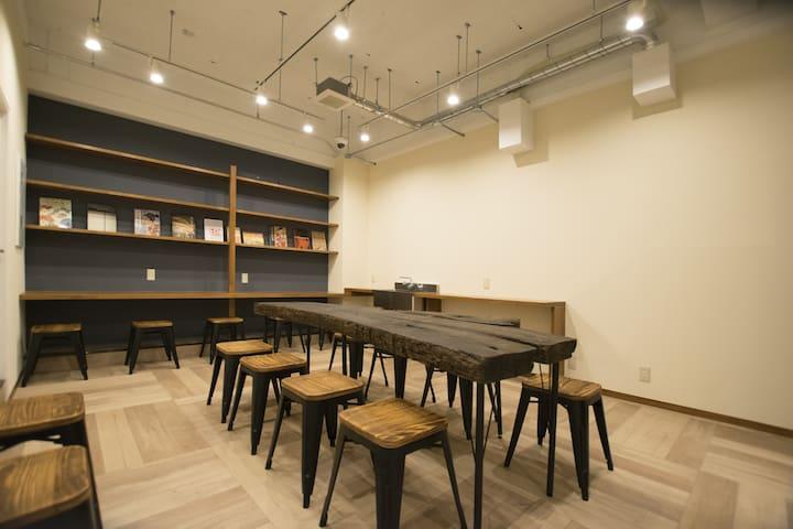 MOA HOSTEL IN KANDA(Shared Dormitory) - Chiyoda-ku - Vandrarhem