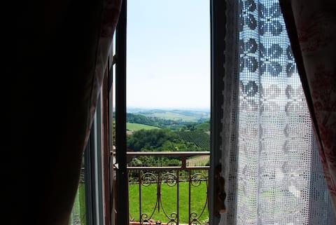 Once upon a time in Monferrato..La ca' dal Micle'