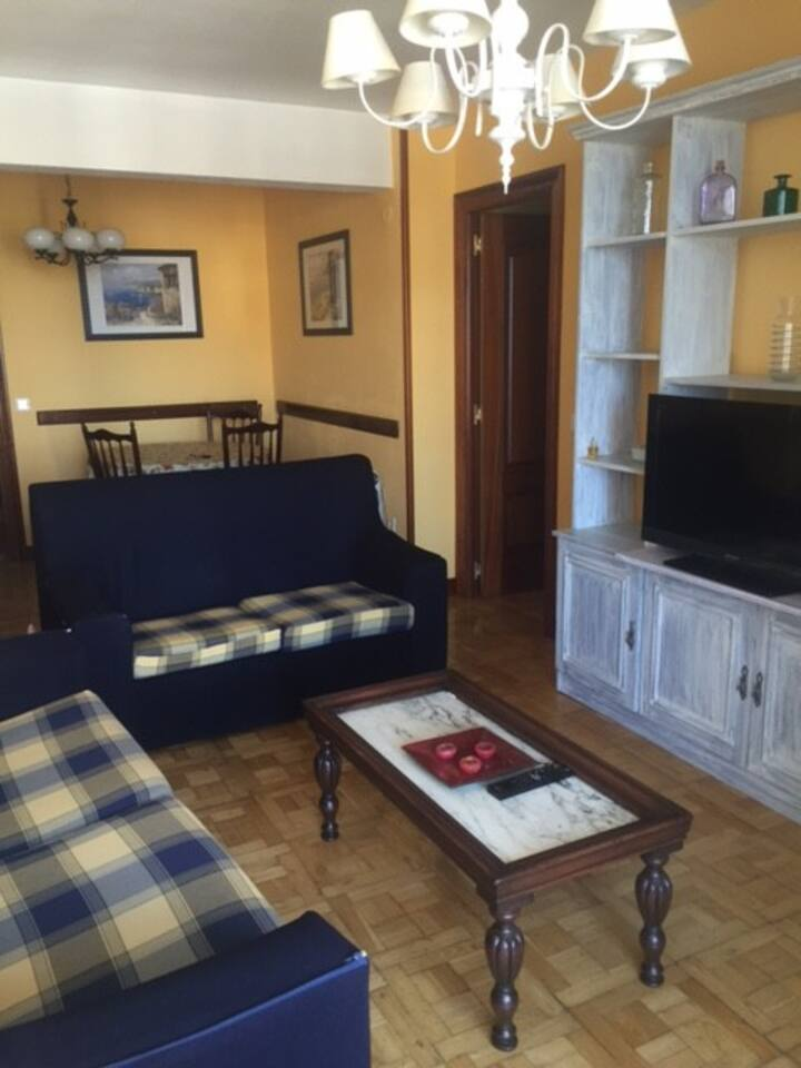 Piso en Santander de 3 habitaciones