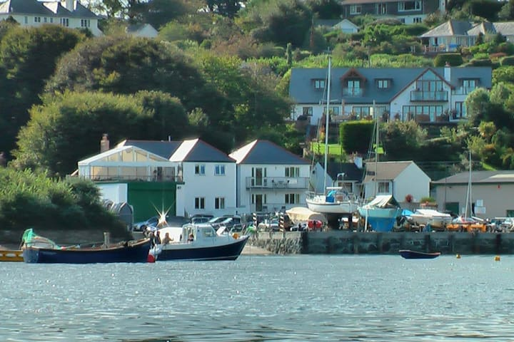 Polmaro, St Mawes - St Mawes - Apartment