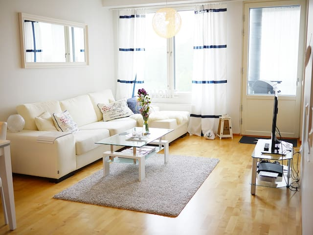 Cozy two-room apartment by the seaside - Espoo - Appartement