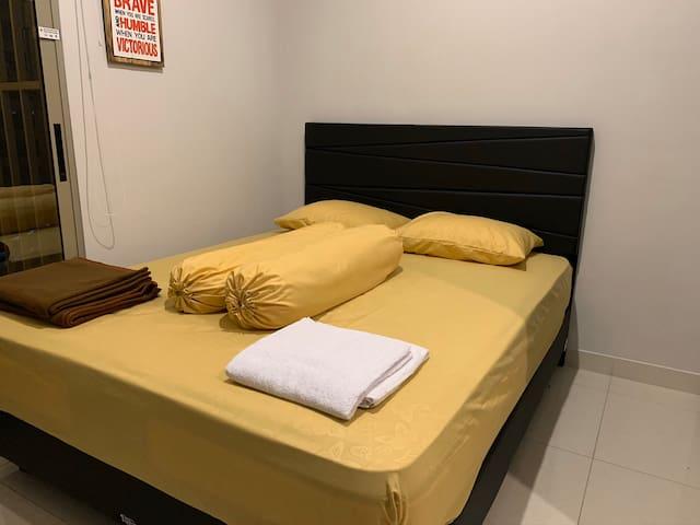 Suite Taman Anggrek Residence WIFI+Microwave PROMO