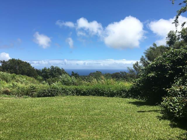 The Romantic Studio in Beautiful Hawi