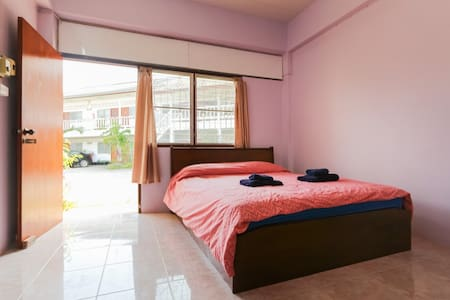 Standard Double room with air-con - Loei, Thailand - Appartement