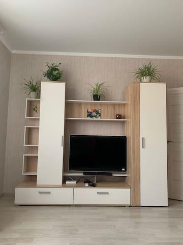 Новая квартира Жукова