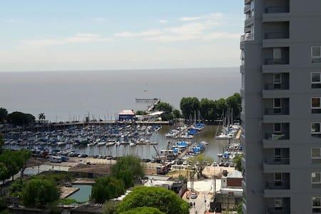 Departamento con vista al Puerto de Olivos