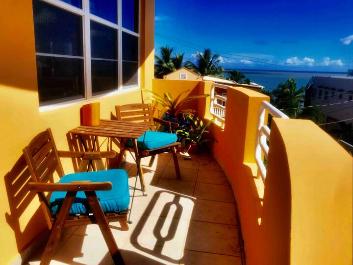 Private Caribbean Beach, 1 Bed 1 Bath Condo w Pool