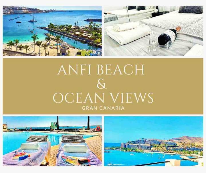 ANFI BEACH & OCEAN VIEWS