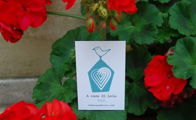 flower & logo
