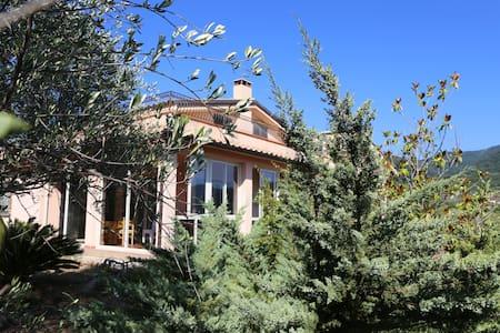 Villa con piscina nel Parco Nazionale del Cilento2 - Ceraso - Apartamento