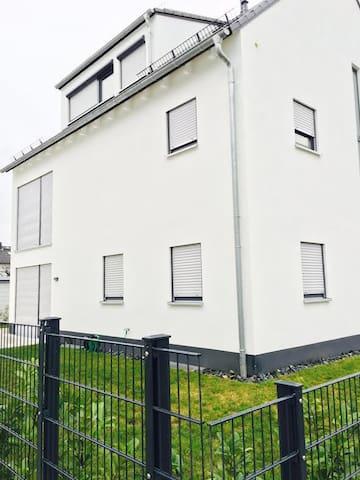 Einfamilienhaus Town House modern flair Charme