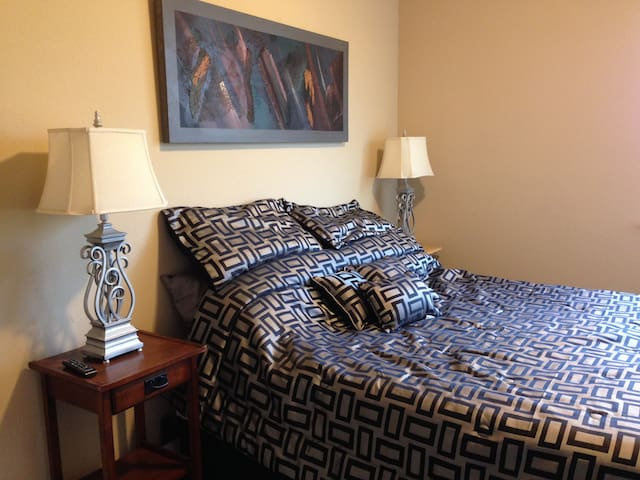 Newly Remodeled Room in Executive Home