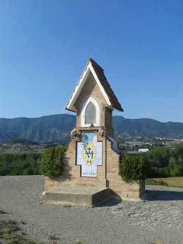 Casa amplia, con precioso porche - Sant Pere de Torelló - Ház