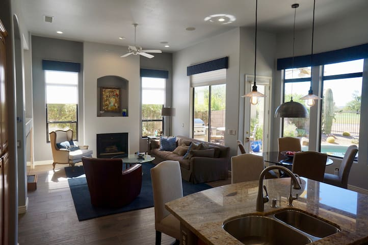 Newly Renovated Home on JW Marriott's Golf Course