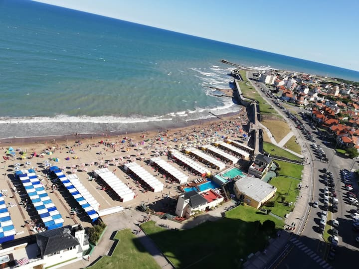 Vista panorámica al mar Ed. PLAYA CLUB piso 18