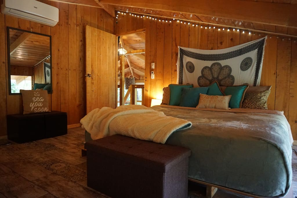 King Size resort style quality matresses! Your comfort and sleep is our number one priority!