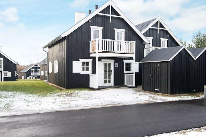 4 sterren vakantie huis in Gjern