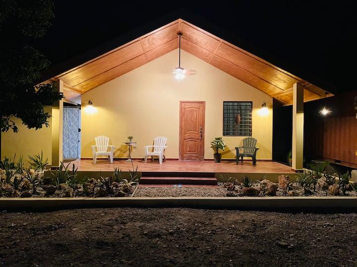 Cozy and modern farm studio