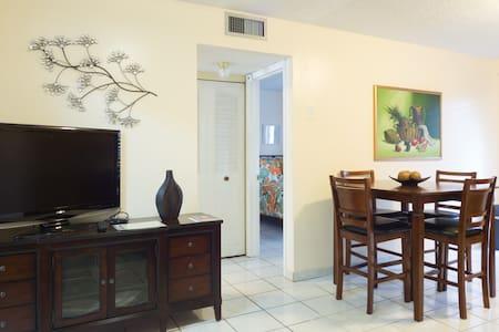 Beautiful Miami Apartment - Miami