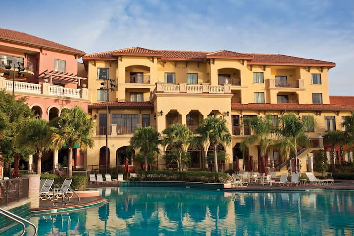 Wyndham Bonnet Creek 2BR Deluxe  9.25 to 9.27.20