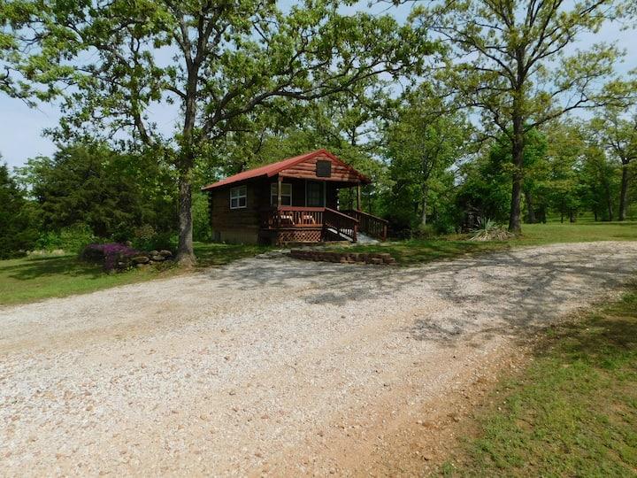 Quaint Copper Cabin