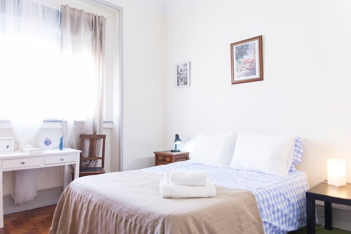 Central&Spacius Lowcost DoubleRoom2 - Lisboa - Apartment