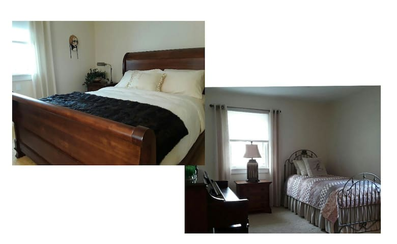 2 Rooms on Quiet  Boulevard Near Hospital - Bay City - Dom