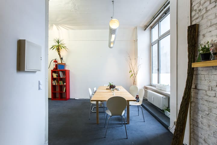 200sqm Loft - for Families and Friends -  on Spree