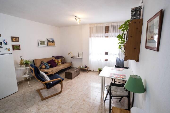 Bonito apartamento cerca del mar - El Médano - Flat