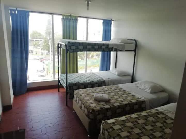 HOTEL MONACO SPA EN FUSAGASUGA CIUDAD JARDIN