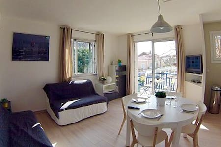 Location Vacances Rive Droite - Le Grau-du-Roi - 公寓