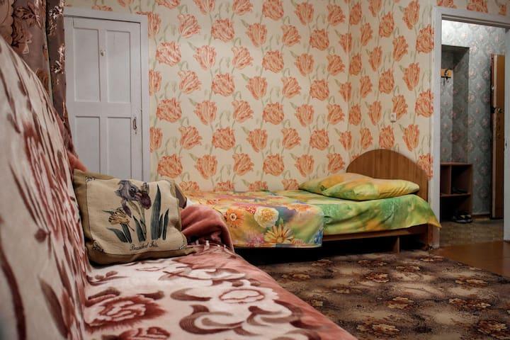 Квартира для отдыха и работы Центр - Kostroma