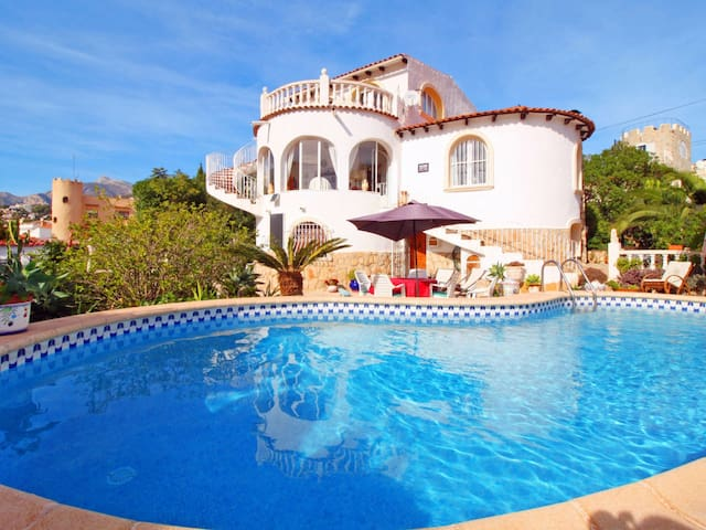 Detached house Estrella in Calpe