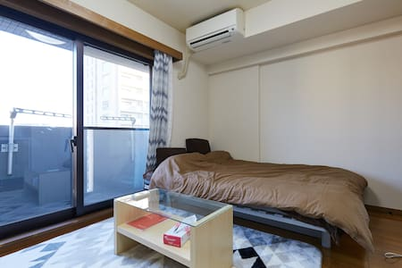 Up to 5 people, Functional Condo w/ Good Transport - Minato-ku