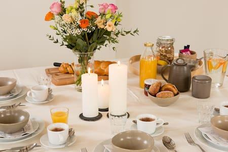 Bed & Breakfast NAHraum Kempten - Wetzikon