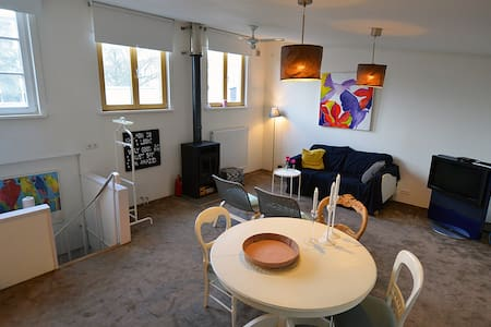 Bright, recently updated studio, near windmill! - Amsterdam