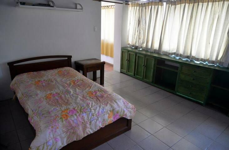 Rento Suite por días , todos los servicios 40 M2.