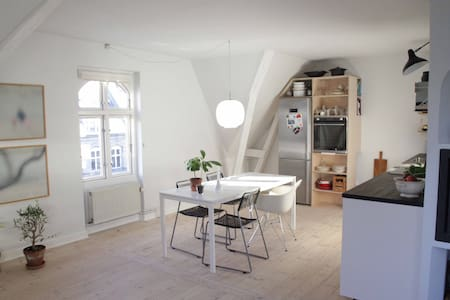 Charming cityhouse apartment - Kopenhagen