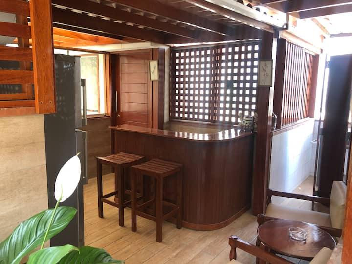 Casa Campo MachuPicchu 2P Los Girasoles Chaclacayo