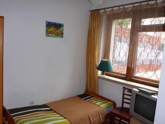 Pokój kameralny nr 1P1 typu BunkBed - Gdańsk - Maison